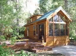 cabin loft rv s cavco park models lt front elevation w pent traps ldquo