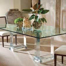 excellent round acrylic dining table 14 allan knight apollo pedestal base k40073k
