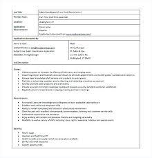 Supervisor Job Description Template