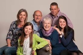 Family Portrait Photography Barrett Coe Professional