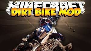 the dirtbike mod 1 7 10 motocross in minecraft 9minecraft net