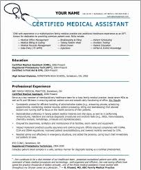 Office Assistant Resume Skills Fascinating Skills For Medical Assistant Resume Inspiration Medical Office