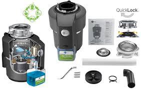 Food Waste Disposer  Food Disposals  Clean Up  Appliances Home Kitchen Sink Food Waste Disposer