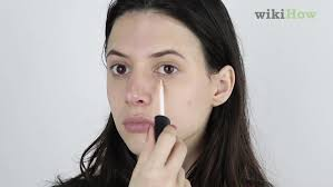 wikihow video how to apply makeup for a natural look