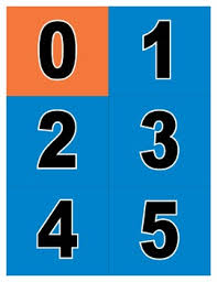 All About The Number Pocket Chart Activity Printable