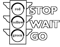 Select from 35450 printable crafts of cartoons, nature, animals, bible and many more. Traffic Light Signs Coloring Pages Printable Coloring Pages For Intended For Stop Light Coloring P Traffic Light Sign Kindergarten Coloring Pages Traffic Light