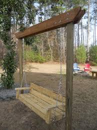 Diy Porch Swing Porch Swing Diy Porch Swings Porch And Swings