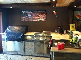 Outdoor Kitchen And Grills Outdoor Kitchens Bars And Grills Showcase Allgreen Inc