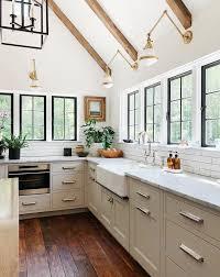 Rustic Modern Farmhouse Kitchen Design Ideas Maison De Pax