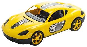 Легковой <b>автомобиль Karolina</b> toys <b>Молния</b> (40-0014) 40 см ...