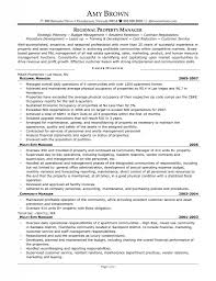 Resume For Maintenance Manager. Maintenance Manager Resume Sample ...
