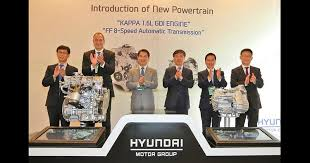 hyundai unveils 105ps 1 6l engine for upcoming dedicated hybrid hyundai unveils 105ps 1 6l engine for upcoming dedicated hybrid plus new 8 speed auto