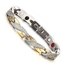 Twisted Healthy Magnetic Bracelet for Women Power ... - Vova