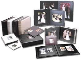 Photot Albums Art Leather Wedding Albums Futura Onxy Wedding Photo Album