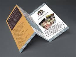 Kindergarten Brochure Templates | Download Free & Premium Templates ...