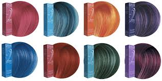 Ion Hair Dye Color Chart Hair Colors Ion Color Brilliance Semi Permanent Shocking