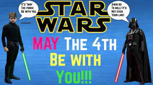 STAR WARS BATTLEFRONT | NATIONAL STAR WARS DAY | MAY THE 4TH BE WITH YOU! -  YouTube