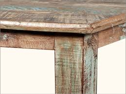 Distressed Wood Kitchen Table Reclaimed Wood Kitchen Table Ottawa Best Kitchen Ideas 2017