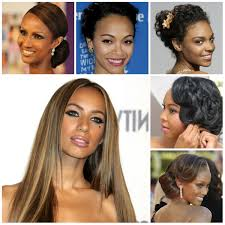 Women Hair Style Names party hairstyles for black women 2017 new haircuts to try for 1927 by wearticles.com