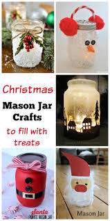The Sweetest Christmas Mason Jar Crafts How Wee Learn