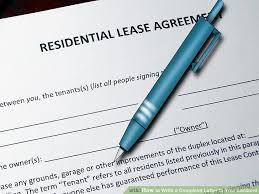 how to write a complaint letter to your landlord steps image titled write a complaint letter to your landlord step 3