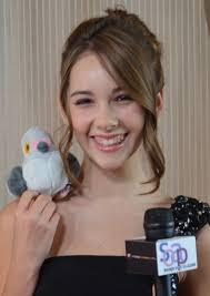 Haley Pullos Wikipedia
