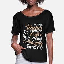 This vinyl decal reads all you need is a little bit of coffee and a whole lot of jesus. Coffee And Jesus Quotes T Shirts Unique Designs Spreadshirt