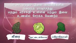 Food For Diabetes Tamil Youtube