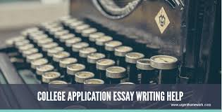 incredibly simple ways to write successful college admission college application essay tips
