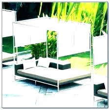 outdoor daybed swing