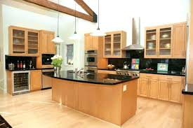 light maple cabinets light cabinets dark photo 1 of 7 modern kitchen with dark granite and