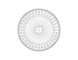 printable protractor. printable protractor 360
