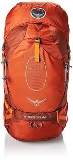 Osprey Mens Atmos 50 Ag Backpacks