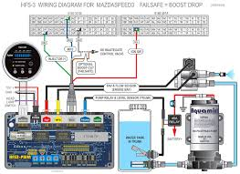 hfs 3v2 wiring diagram mazdaspeed 3 waterinjection info