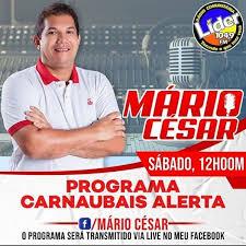 CARNAUBAIS PARA TODOS: Carnaubais Alerta bate recordes de audiência na  radiofonia carnaubaense