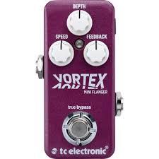 Гитарная <b>педаль</b> Флэнжер <b>TC Electronic</b> Vortex Mini