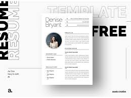 Edit Resume For Free Syra Resume Free Simple Illustrator Resume Template With