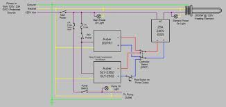brew controller will this wiring diagram work page 2 home click image for larger version 2000w 120v 1 element 1 pump dual control