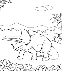 Realistic Dinosaur Coloring Pages Dinosaur Coloring Pages Printable