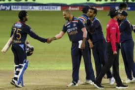 India vs Sri Lanka Match Highlights 3rd ...