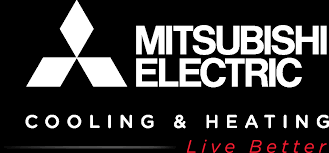 mitsubishi electric cooling and heating logo. mitsubishi electric diamond contractor waterfurnace geopro master dealer logo cooling and heating c