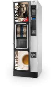 necta opera coffee vending machine