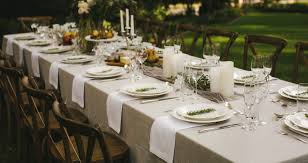 Wedding Table Decorations Hire Perth