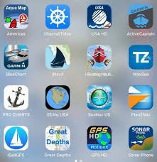 14 Ipad Navigation Apps Evaluated Waterway Guide News Update