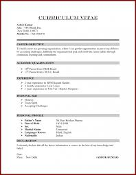 How To Write Resume For It Job Cover Letter And Format Template