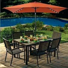 outdoor table with umbrella hole rectangular patio table with umbrella hole rectangular patio table umbrella medium