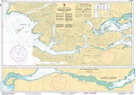 Free Nautical Charts Bc Coast Chs Nautical Chart Chs3891 Skidegate Channel