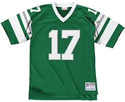 Mitchell And Eagles Jersey Ness