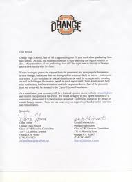Pretty Sample Donation Letter Format Appreciate Your Business Letter