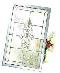 replacement glass for front door broken glass front door
